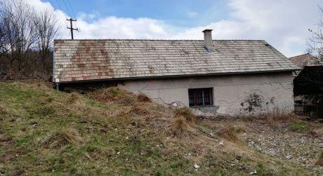 Predaj rodinného domu v Hornom Tisovníku. Znížená cena!