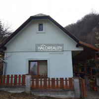 Chalupa, Župkov, 65 m², Čiastočná rekonštrukcia