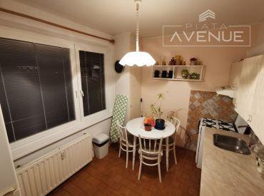 (REZERVOVANÉ!!!)EXKLUZÍVNE !!! Zateplený 1-izbový byt , Žilina-Vlčince II (36m2)