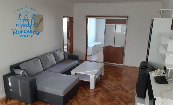 Veľký 3 izbový byt na prenájom Chrenová