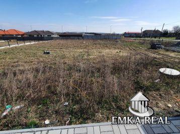 Veľkorysý pozemok o výmere 791 m2 v podkarpadskej obci Častá