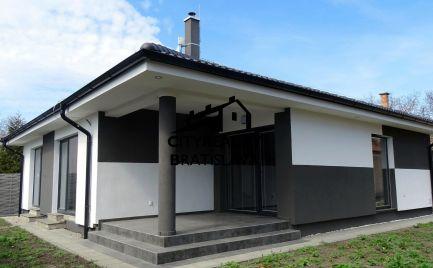 Novostavba 4 iz RD typu bungalov Rohovce