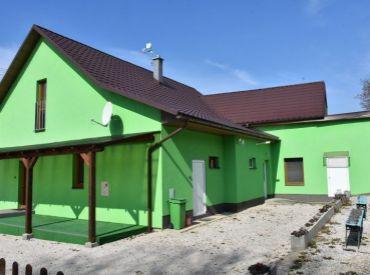 Polyfunkčný objekt v Moravskom Lieskovom