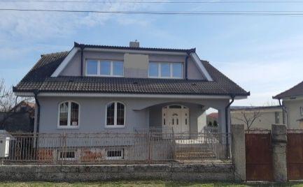 Rozostavaný rodinný dom na predaj v obci Dolný Štál