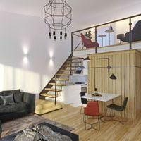 2 izbový byt, Láb, 77 m², Novostavba