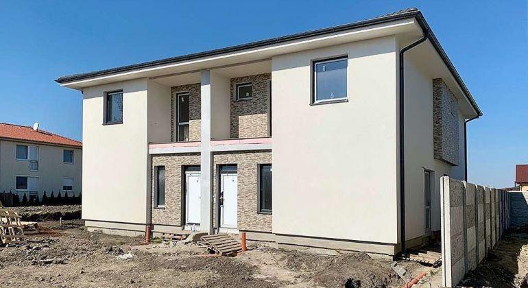 Novostavba na kľúč, 3 izbový byt v blízkosti Dunajskej Stredy