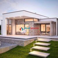 Rodinný dom, Pohranice, 125 m², Projekt