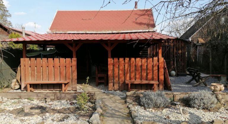 Predaj chata, drevenica, zrub Hradište