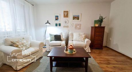 Zariadený 3-izb. byt na Severe, 69m2, 3/7p.+ VIDEOOBHLIADKA