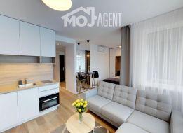 Na prenájom exkluzívny 1,5 –izb. byt v novostavbe