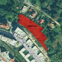 Pre bytovú výstavbu, Banská Bystrica, 2295 m², Pôvodný stav