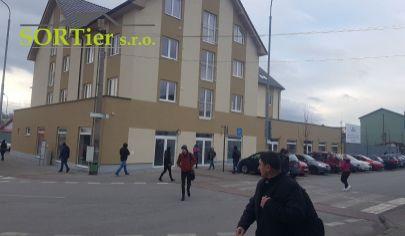 SORTIER S.R.O. vám ponúka na prenájom obchodný priestor v Malackách na Nádražnej ulici