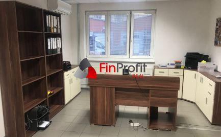 Na prenájom kancelárske priestory, garáž / dielňa / sklad a veľký areál vhodný pre kamióny LKW, Ntra - Levická