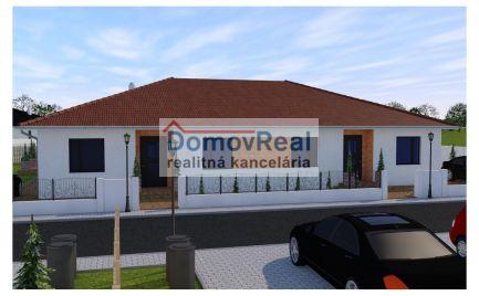 """Ponúkame na predaj nové 4 izbové rodinné domy v obci Trstená na Ostrove – """"BÝVANIE BLÍZKO K PRÍRODE"""""""