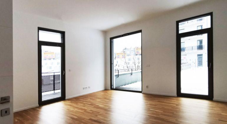 3 izbový byt s PREDZÁHRADKOU v projekte Cubicon