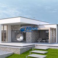 Rodinný dom, Pohranice, 123 m², Novostavba