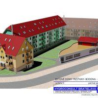 Pre bytovú výstavbu, Piešťany, 281 m², Novostavba