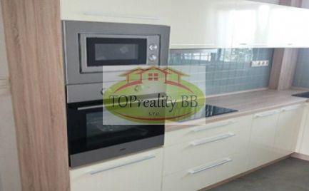 Tehlový byt 2+kk, 65 m2, s lodžiou, NOVOSTAVBA – širšie centrum, B. Bystrica - Cena 165 000€