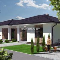 Rodinný dom, Veľké Dvorníky, 92 m², Novostavba