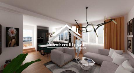 Predaj novostavby 3 izbového bytu v Detve