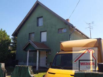 Rodinný dom (drevodom) Gáň !!! Znížená cena !!!