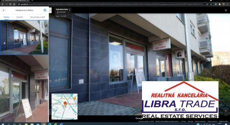 Na prenájom obchodné priestory o rozlohe 36 a 50 m2  vhodné na obchod, služby v Nové Zámkoch, na ul. Gogoľova. Plocha: úžitková  36 m2 a 50m2.