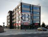 Na prenájom nezariadená kancelária v zánovnej novostavbe na Ulici Svornosti, Bratislava II
