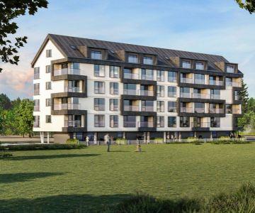 Apartmán v novostavbe 34,60 m2