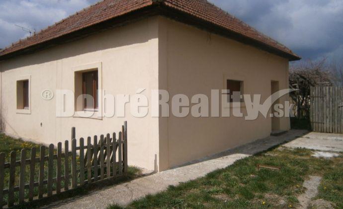Moderný rodinný dom v obci Dubník na predaj!