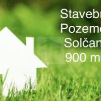 Pre rodinné domy, Solčany, Pôvodný stav