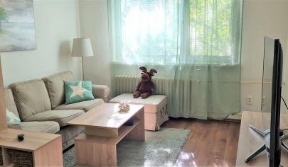 Predaj – 1 izbový byt v nízko podlažnom bytovom dome – Homolova ul. Dúbravka BA IV. Top ponuka!