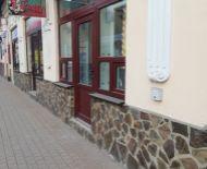 Obchodný priestor s výkladom v centre mesta Lučenec