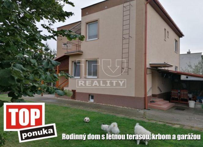 Rodinný dom - Tekovské Lužany - Fotografia 1