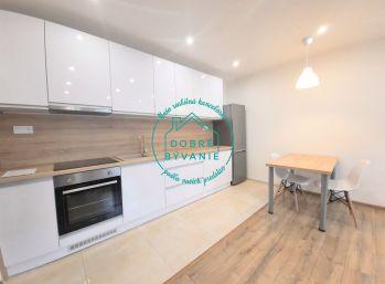 Exkluzívne Na Prenájom zariadený 2 a 3 izbový byt v tehlovej bytovke