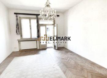 ELIMARK -  PREDAJ, 4 izb BYT s 2x BALKÓNMI, 124 m2, Fraňa Kráľa, Staré Mesto