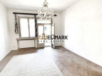 ELIMARK -  REZERVOVANE - PREDAJ, 4 izb BYT s 2x BALKÓNMI, 124 m2, Fraňa Kráľa, Staré Mesto