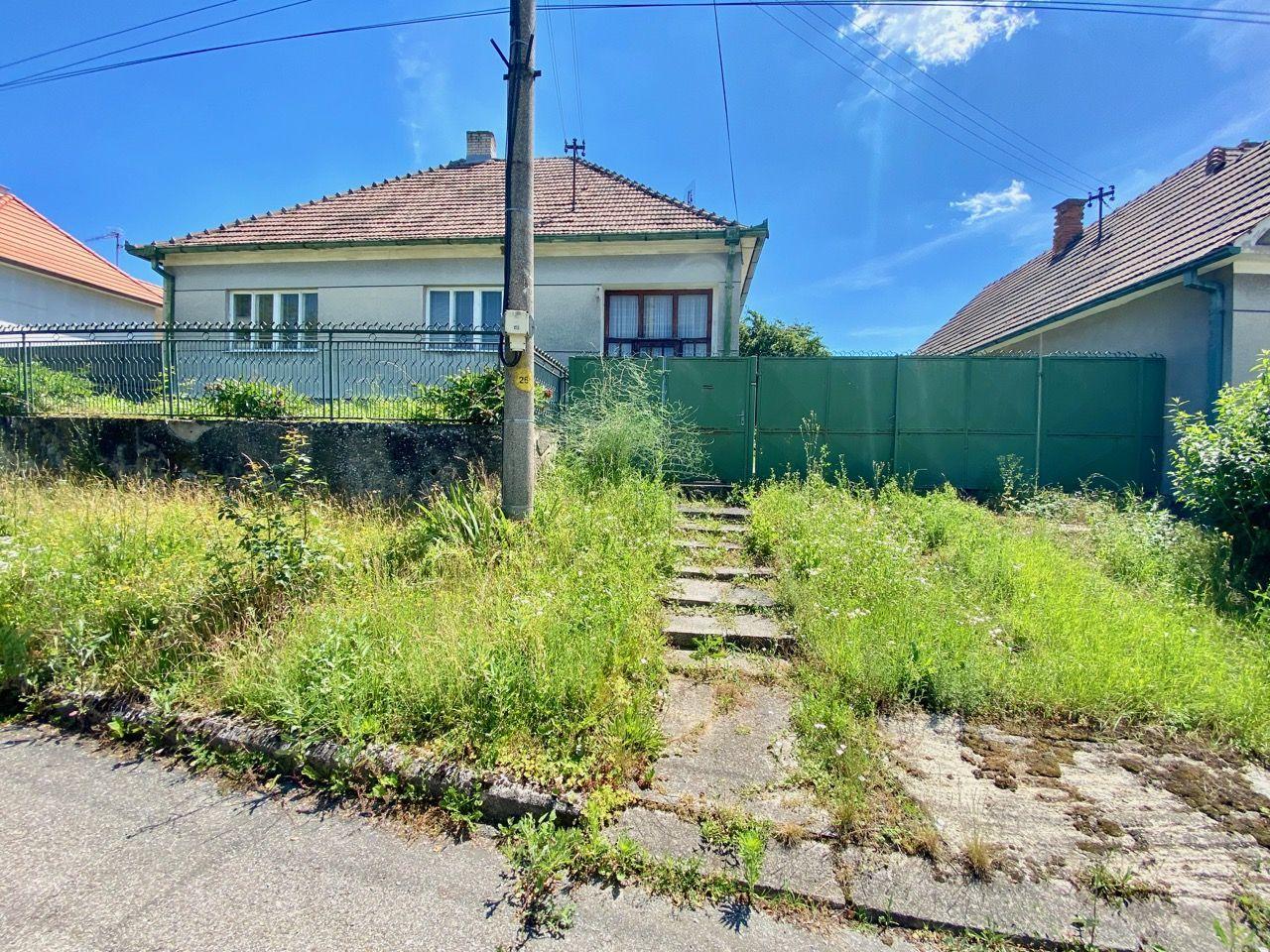 Rodinný dom-Predaj-Svrbice-73 000 €