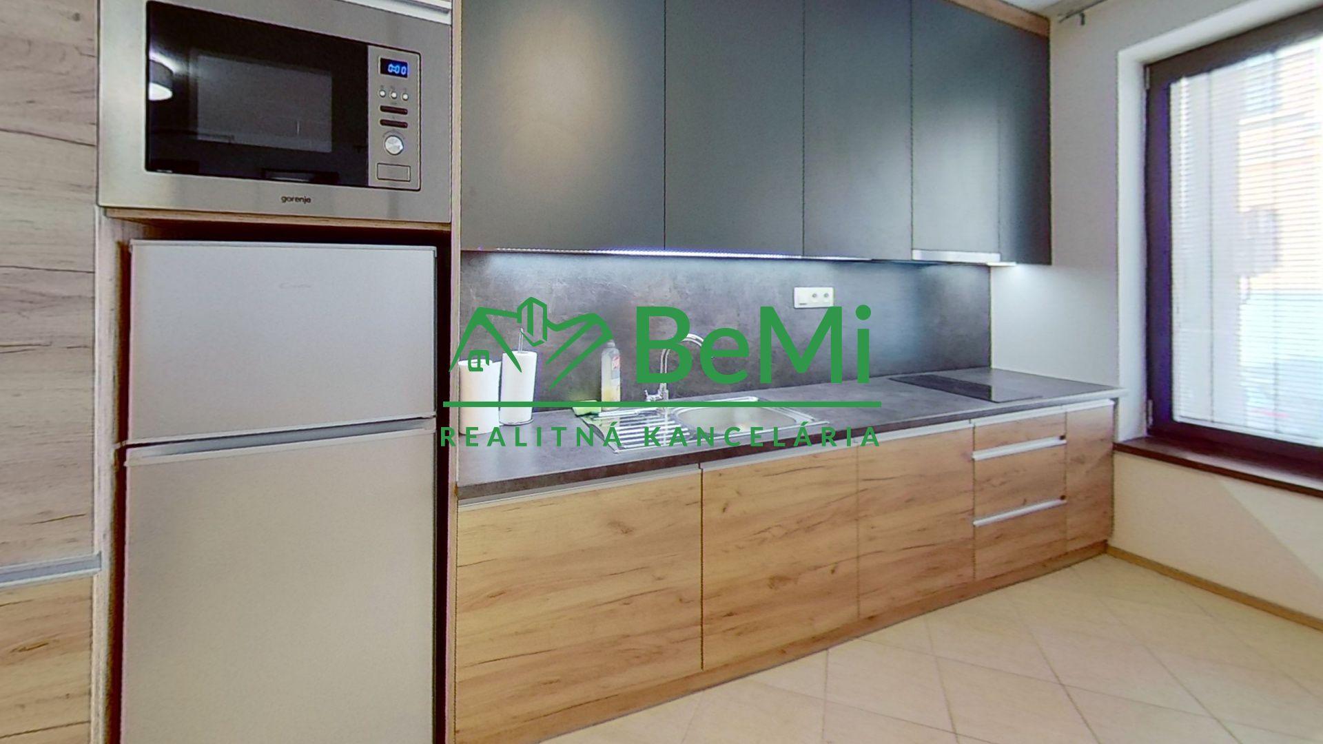 BeMI reality Vám ponúka prenájom 1i apartmán s vyhradeným parkovaním v Prešove