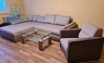 Pekný 2 izbový byt s balkónom na prenájom Nitra