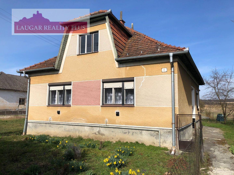 Rodinný dom-Predaj-Horňany-67 000 €