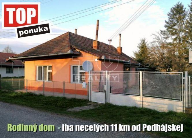 Rodinný dom - Horný Pial - Fotografia 1
