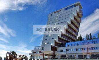 Predaj, 2-izbový apartmán (46,36 m2) v Hoteli PANORAMA****, Štrbské Pleso - Vysoké Tatry