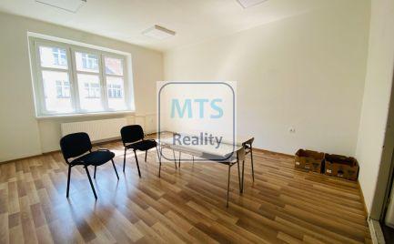 Ponúkame Vám do prenájmu kancelársky priestor v centre Martina