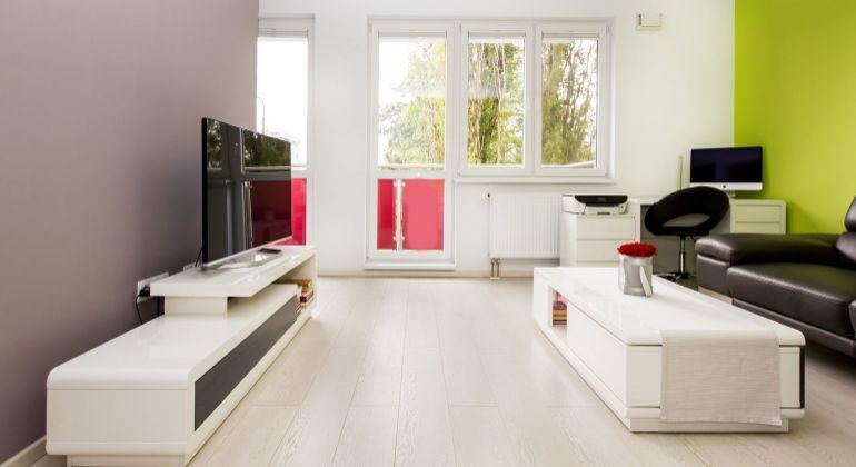 Luxusný 2 izbový byt v nadštandardnom prevedení, novostavba Gagarinka