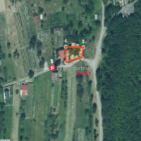 Záhrada, Kaluža, 395 m²