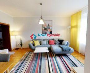 EXKLUZÍVNE na PRENÁJOM - 2 izbový byt Košice - Staré mesto