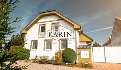 Príjemný rodinný dom s obytnou prístavbou vo dvore v obci Láb, okres Malacky