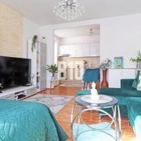 1 izbový byt, Bratislava-Ružinov, 43.15 m², Kompletná rekonštrukcia