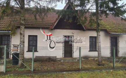 GEMINIBROKER v obci Bódvaszilas ponúka na predaj rodinný dom vhodný na bývanie alebo  podnikanie
