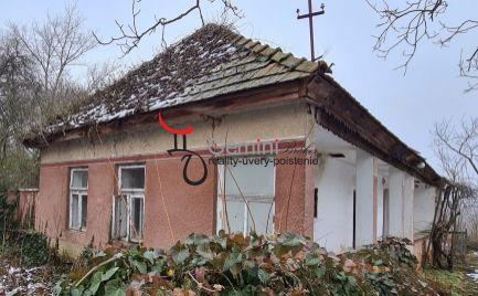 GEMINIBROKER v obci Korlát ponúka domček na samote